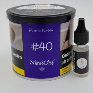 BLACK NANA