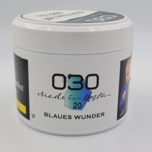 BLAUES WUNDER (20)