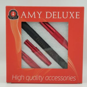 AMY DELUXE SLANG SET RED